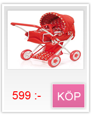 Hello Kitty r�d dockvagn