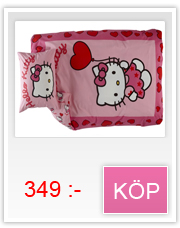 Hello Kitty P�slakanset och �rngott